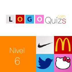 Logo Quiz Nivel 6